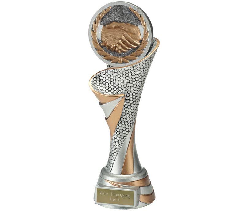 """Reach Handshake Trophy 24.5cm (9.5"""")"""