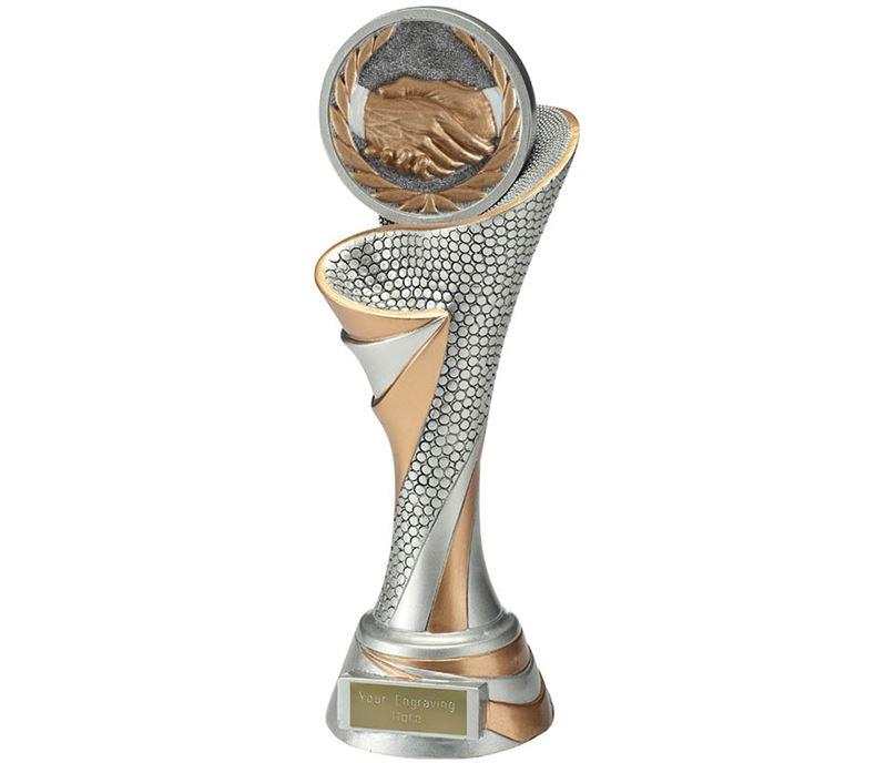 """Reach Handshake Trophy 26cm (10.25"""")"""