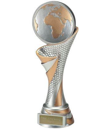 """Reach Globe Trophy 22.5cm (8.75"""")"""