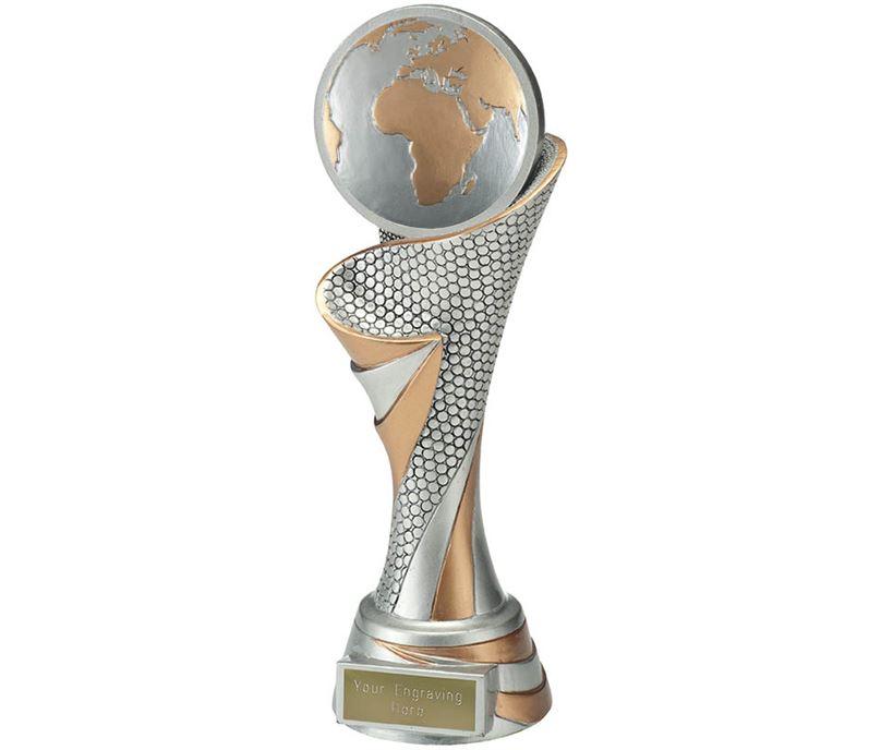 """Reach Globe Trophy 24.5cm (9.5"""")"""