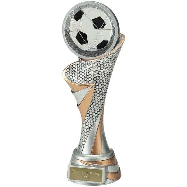 "Reach Football Trophy 24.5cm (9.5"")"