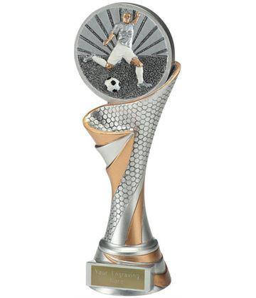 "Reach Footballer Trophy 22.5cm (8.75"")"