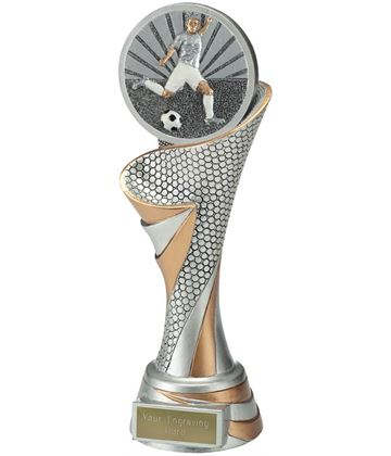 "Reach Footballer Trophy 24.5cm (9.5"")"