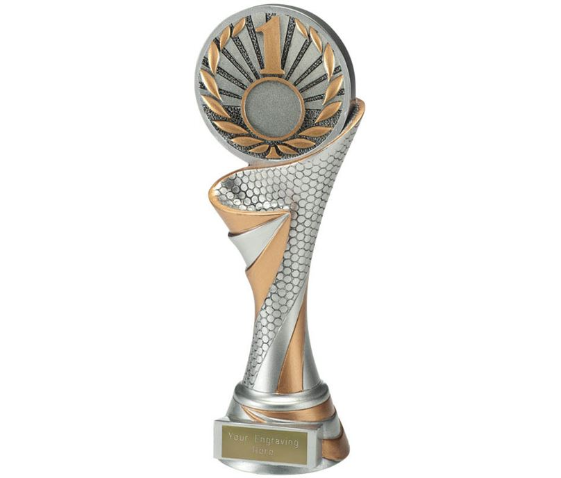 """Reach 1st Place Trophy 22.5cm (8.75"""")"""
