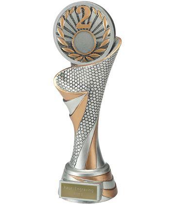 """Reach 2nd Place Trophy 24.5cm (9.5"""")"""