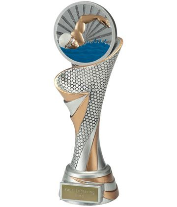 "Reach Swimmer Trophy 24.5cm (9.5"")"