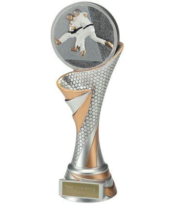 "Reach Judo Trophy 22.5cm (8.75"")"