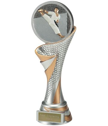 "Reach Karate Trophy 22.5cm (8.75"")"