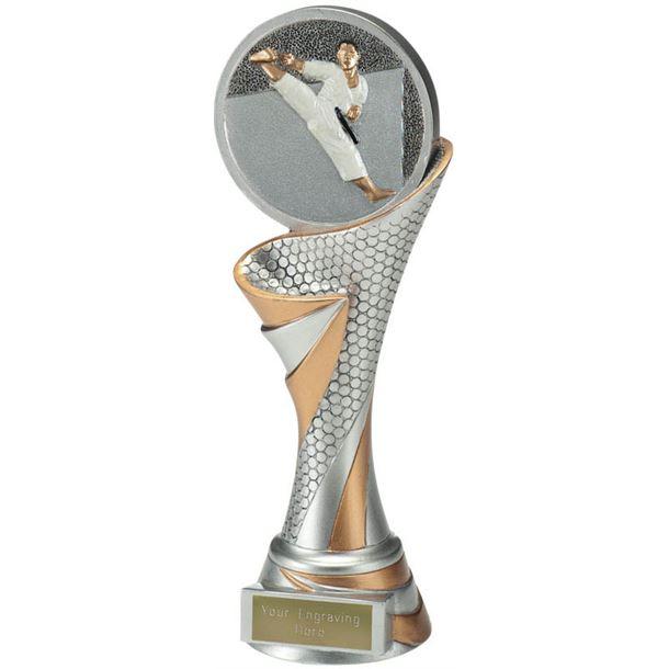 "Reach Karate Trophy 22.5cm (8.75"")"