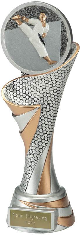 "Reach Karate Trophy 24.5cm (9.5"")"