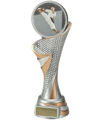 "Reach Karate Trophy 24.5cm (9.5"")"
