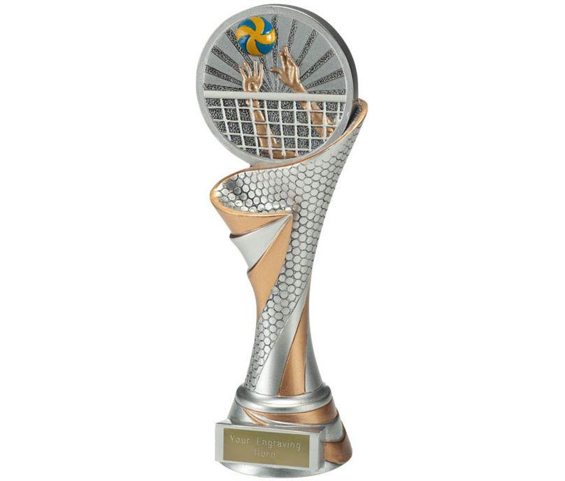 "Reach Volleyball Trophy 22.5cm (8.75"")"