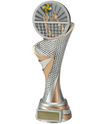 "Reach Volleyball Trophy 24.5cm (9.5"")"