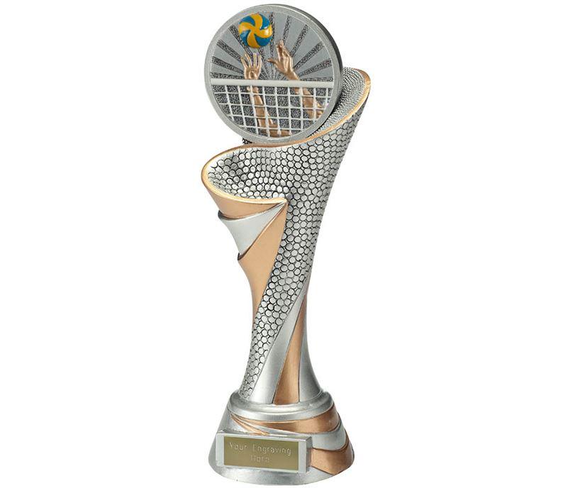 "Reach Volleyball Trophy 26cm (10.25"")"