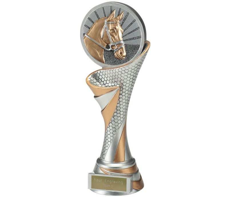"Reach Horse Trophy 22.5cm (8.75"")"