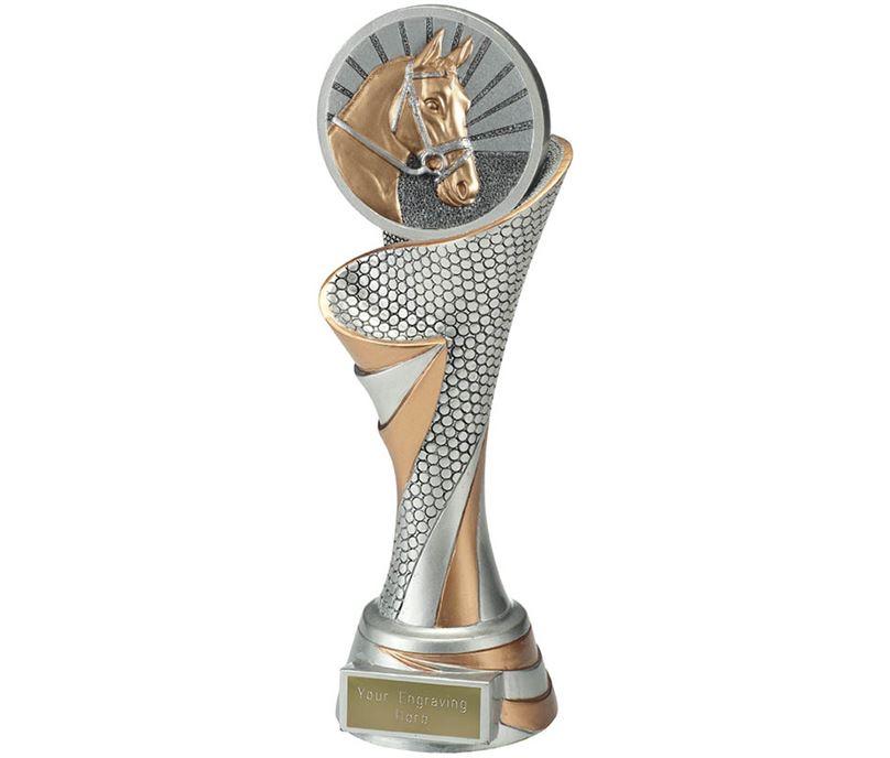 "Reach Horse Trophy 24.5cm (9.5"")"