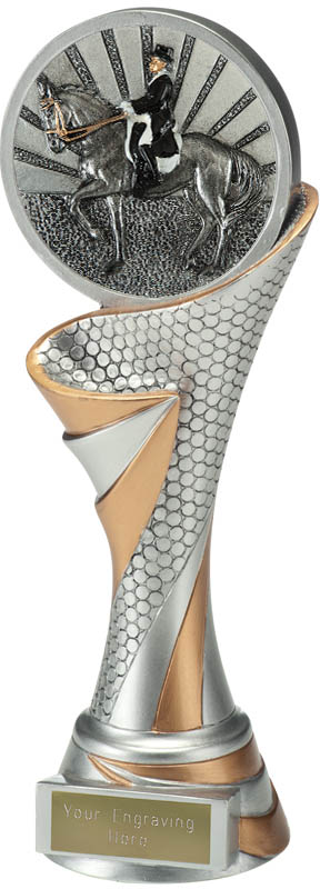 "Reach Dressage Trophy 22.5cm (8.75"")"