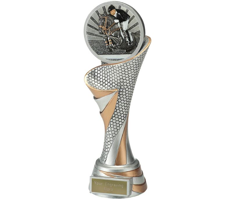 "Reach Show Jumping Trophy 24.5cm (9.5"")"