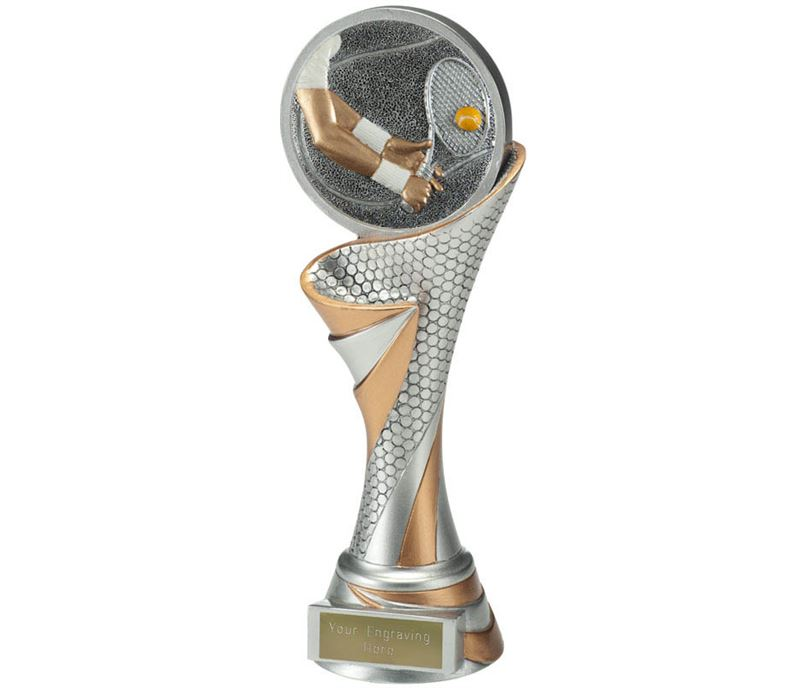 "Reach Tennis Trophy 22.5cm (8.75"")"