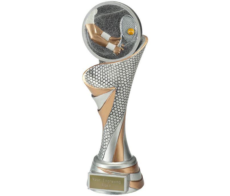"Reach Tennis Trophy 24.5cm (9.5"")"