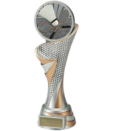 "Reach Badminton Trophy 24.5cm (9.5"")"