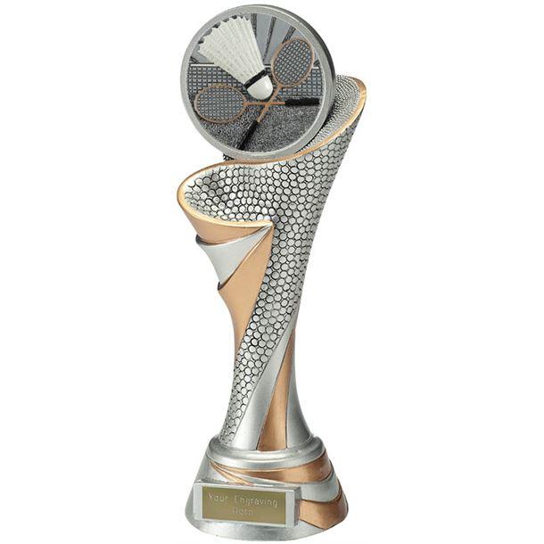 "Reach Badminton Trophy 26cm (10.25"")"