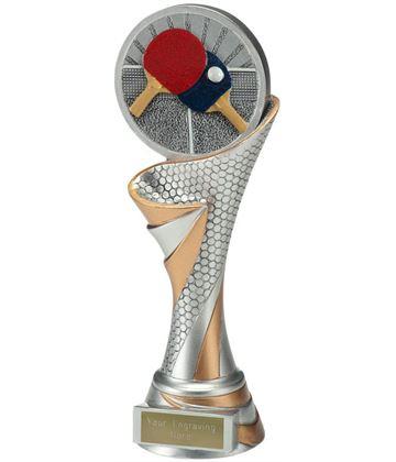 "Reach Table Tennis Trophy 22.5cm (8.75"")"