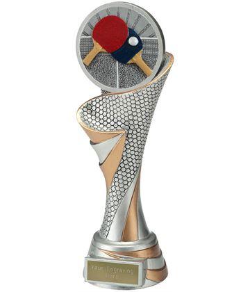 "Reach Table Tennis Trophy 24.5cm (9.5"")"
