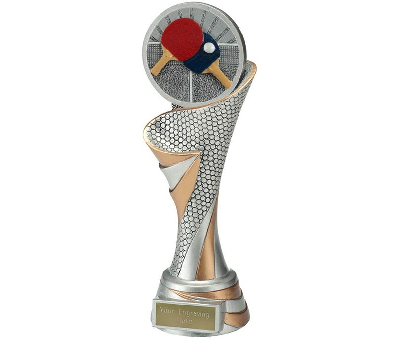 "Reach Table Tennis Trophy 24.5cm (9.5"")"