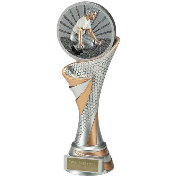 "Reach Bowls Trophy 22.5cm (8.75"")"