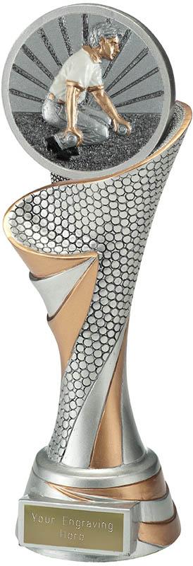 "Reach Bowls Trophy 24.5cm (9.5"")"