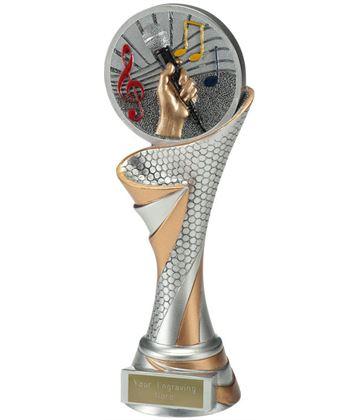 "Reach Music Trophy 22.5cm (8.75"")"