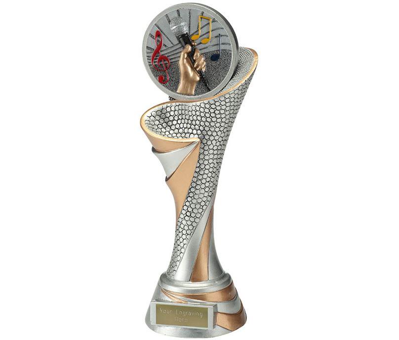 "Reach Music Trophy 26cm (10.25"")"