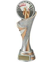 "Reach Cards Trophy 24.5cm (9.5"")"
