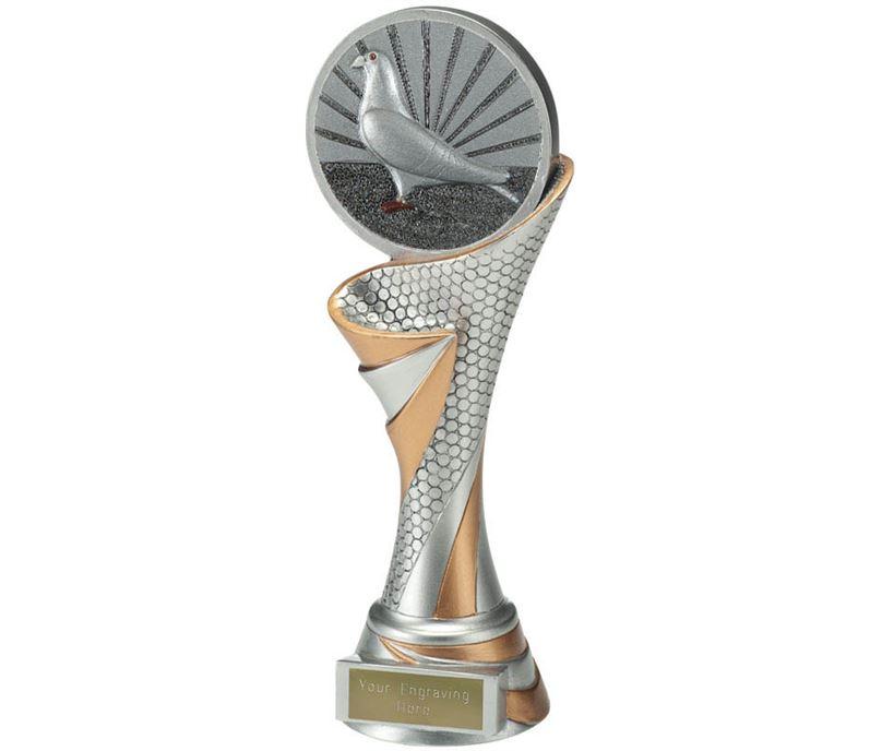 "Reach Pigeon Racing Trophy 22.5cm (8.75"")"