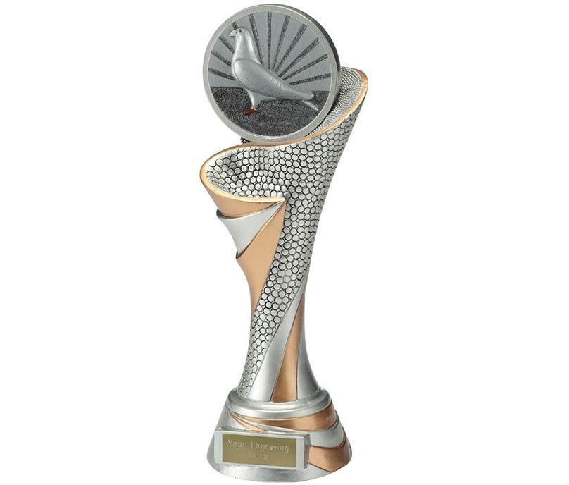 "Reach Pigeon Racing Trophy 26cm (10.25"")"
