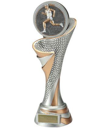 "Reach Male Running Trophy 26cm (10.25"")"