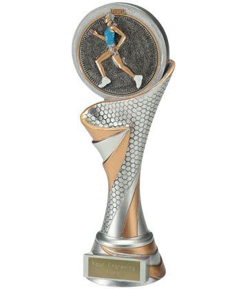 """Reach Female Running Trophy 22.5cm (8.75"""")"""