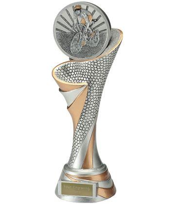 """Reach Cycling Trophy 26cm (10.25"""")"""