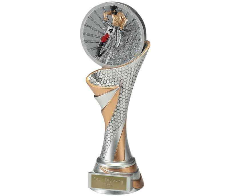"Reach Motocross Trophy 22.5cm (8.75"")"
