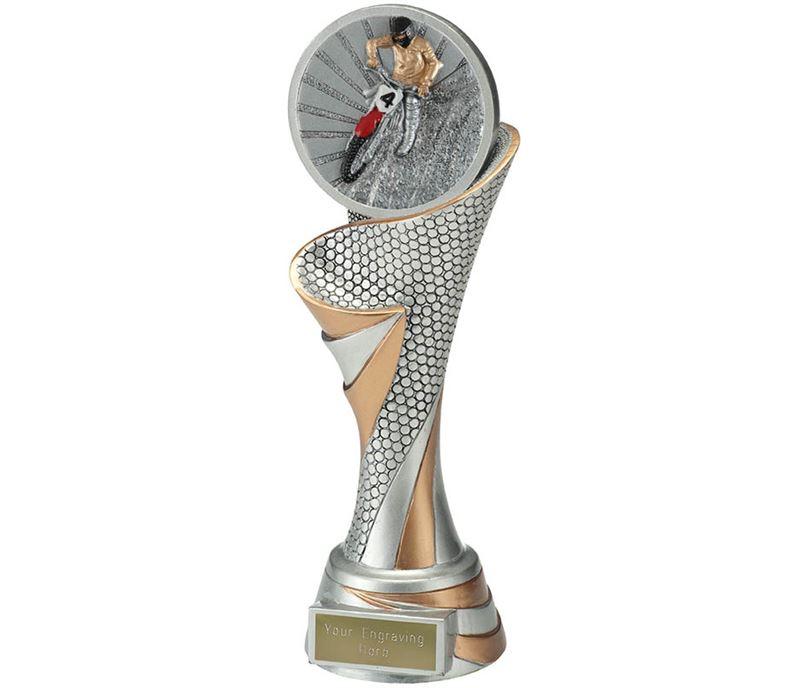 "Reach Motocross Trophy 24.5cm (9.5"")"