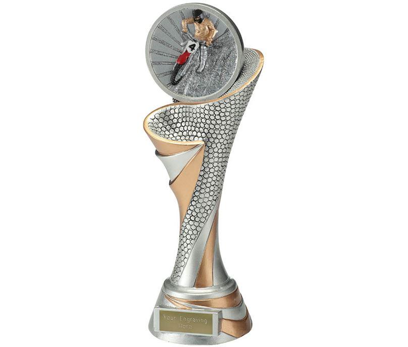 "Reach Motocross Trophy 26cm (10.25"")"