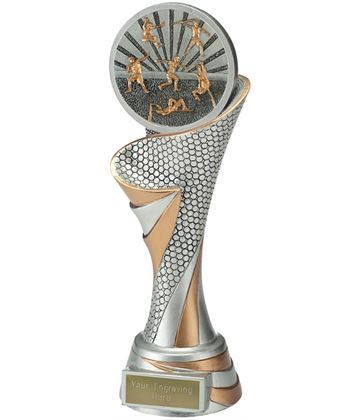 """Reach Track and Field Trophy 24.5cm (9.5"""")"""