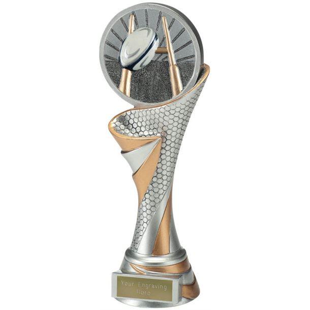 """Reach Rugby Trophy 22.5cm (8.75"""")"""