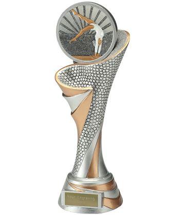 """Reach Female Gymnastics Trophy 26cm (10.25"""")"""
