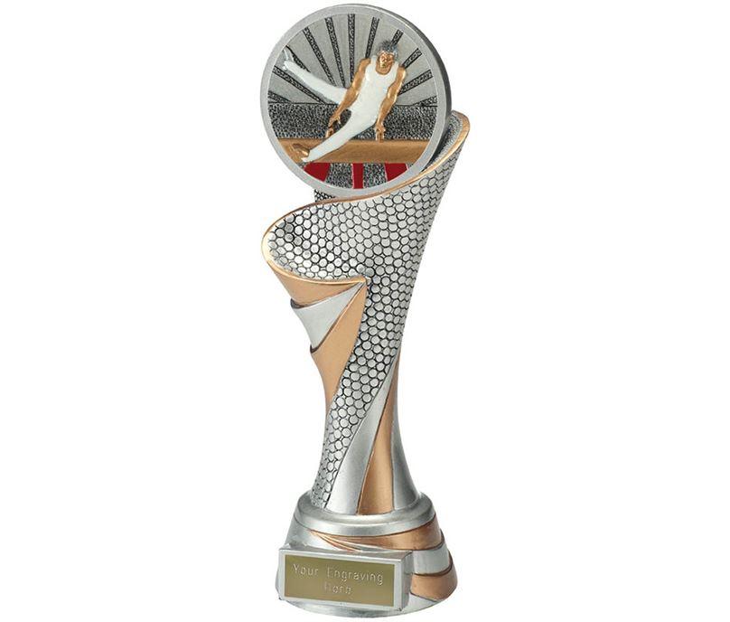 """Reach Male Gymnastics Trophy 24.5cm (9.5"""")"""