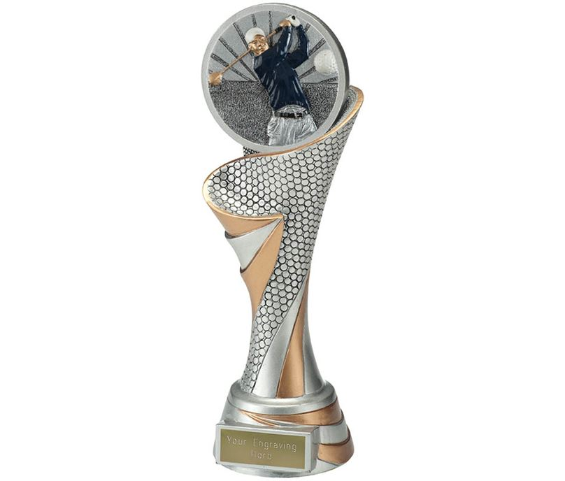 """Reach Golf Trophy 24.5cm (9.5"""")"""