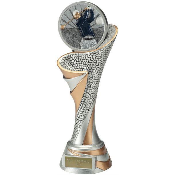 """Reach Golf Trophy 26cm (10.25"""")"""