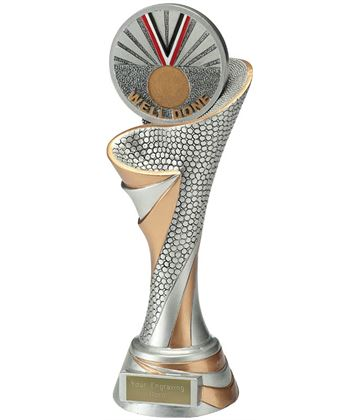 """Reach Well Done Trophy 26cm (10.25"""")"""