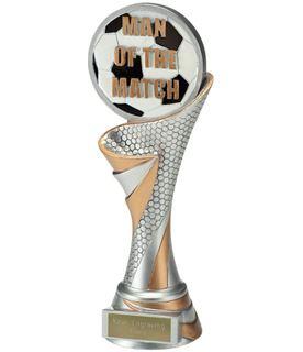 "Reach Man of the Match Trophy 22.5cm (8.75"")"